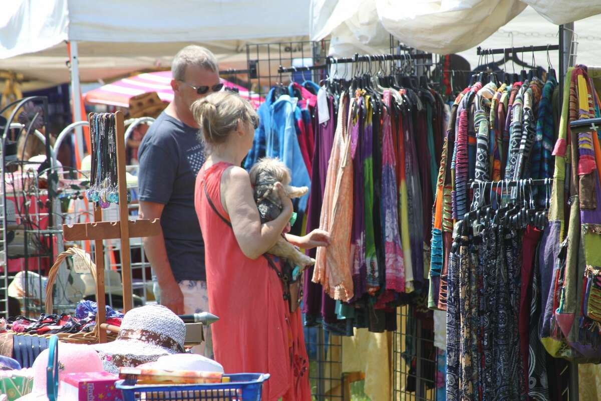 The Manistee National Forest Festival Marketplace will return in 2021 to the area near Rocket Park near First Street.