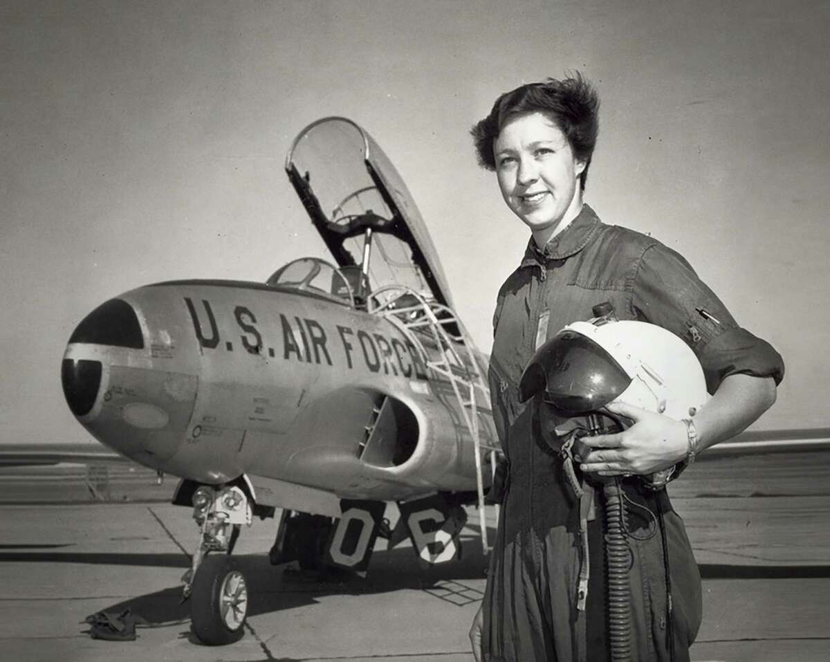 Wally Funk, 82, is going to be on Blue Origin's first crewed flight from West Texas. Funk volunteered for the privately funded Women in Space Program in February 1961. She was one of 13 women - called the Mercury 13 - who underwent the same physical and mental tests as the seven male astronauts selected by NASA for Project Mercury, America's first human spaceflight program. The Mercury 13 women never went into space.