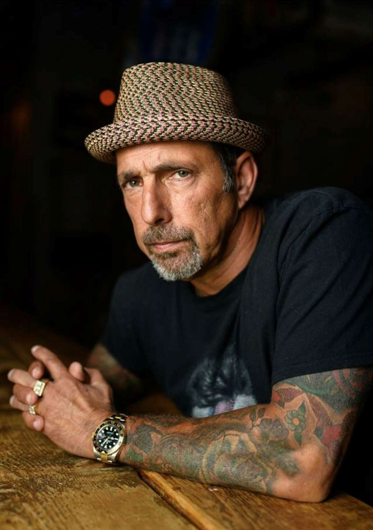 Rich Vos will perform at the Ridgefield Playhouse on July 11.