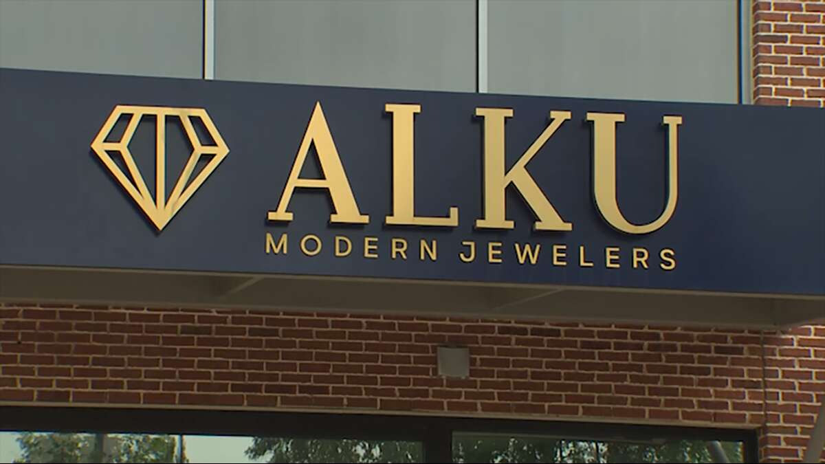 ALKU Modern Jewelers in Katy.