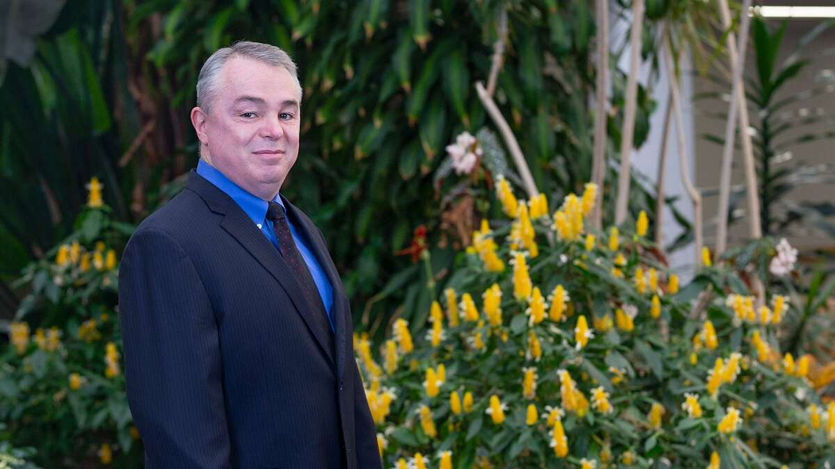 As new dean of University of Houston-Clear Lake's College of Human Sciences and Humanities, Glenn Sanford says his short-term goals include increasing community outreach, reaffirming that UHCL is known as an inclusive space for everyone and promoting community partnerships.