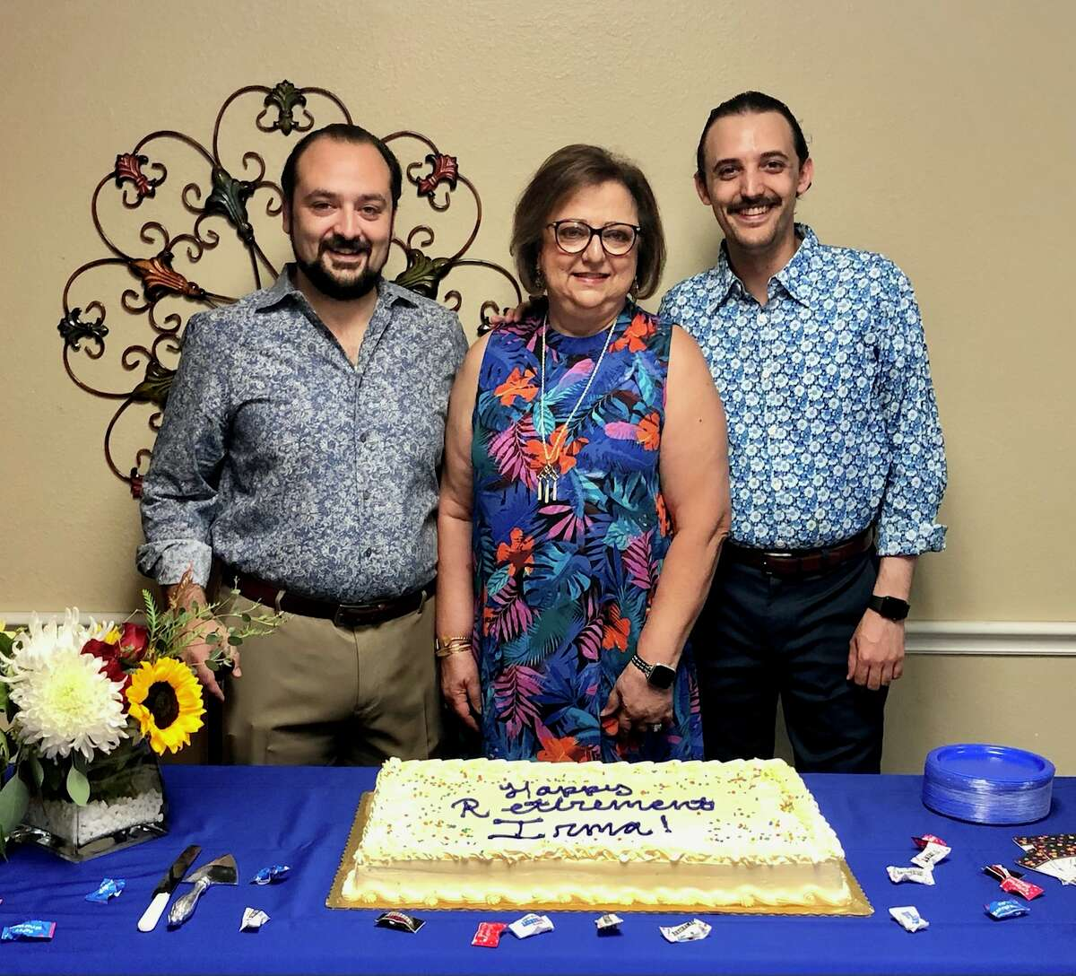 On Wednesday, friends, family and supporters gathered at the Hale County Senior Citizens Center to celebrate Irma Shackelford's retirement as director of the AmeriCorps Seniors RSVP Program.