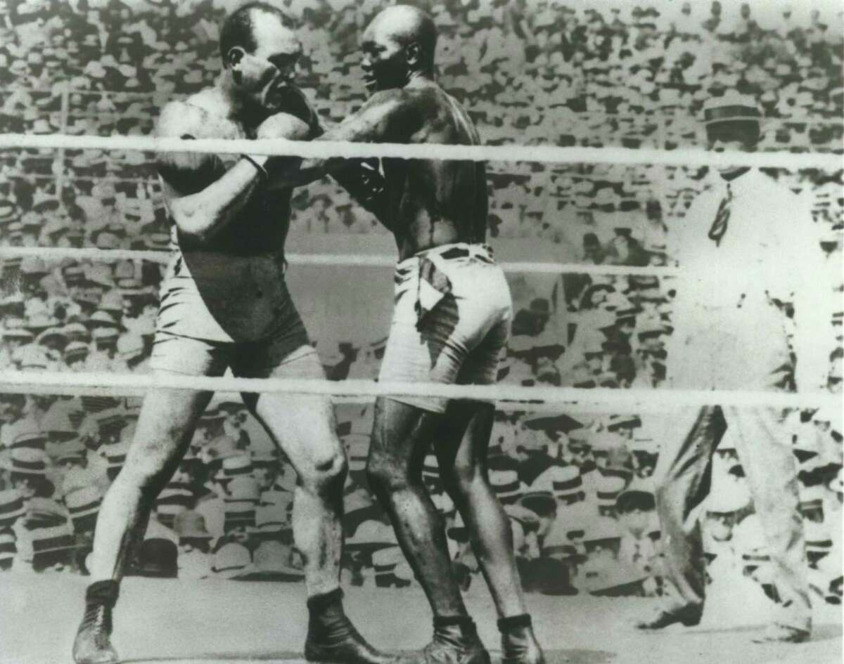 The July 4, 1910, match between Jack Johnson and Jim Jeffries ignited violent confrontations across the country.
