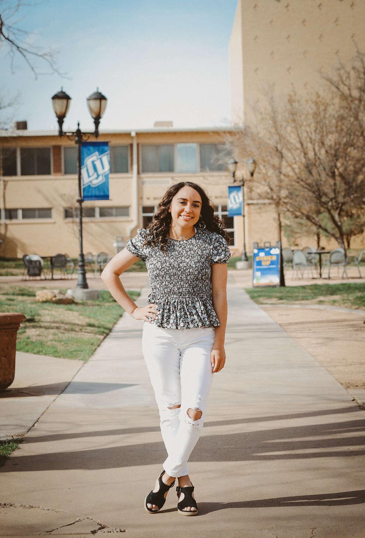 Recent Petersburg graduate Alexa Livar has been chosen as one of five recipients of Lubbock Christian University's Cornerstone Scholars for the 2021-22 school year.