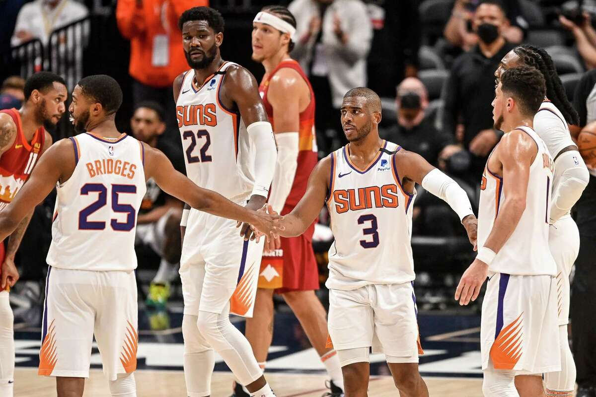 This year's Finals is about to be filled with great stories, like the Suns advancing to its first NBA Finals since 1993 and the first of Chris Paul's 16-year career.