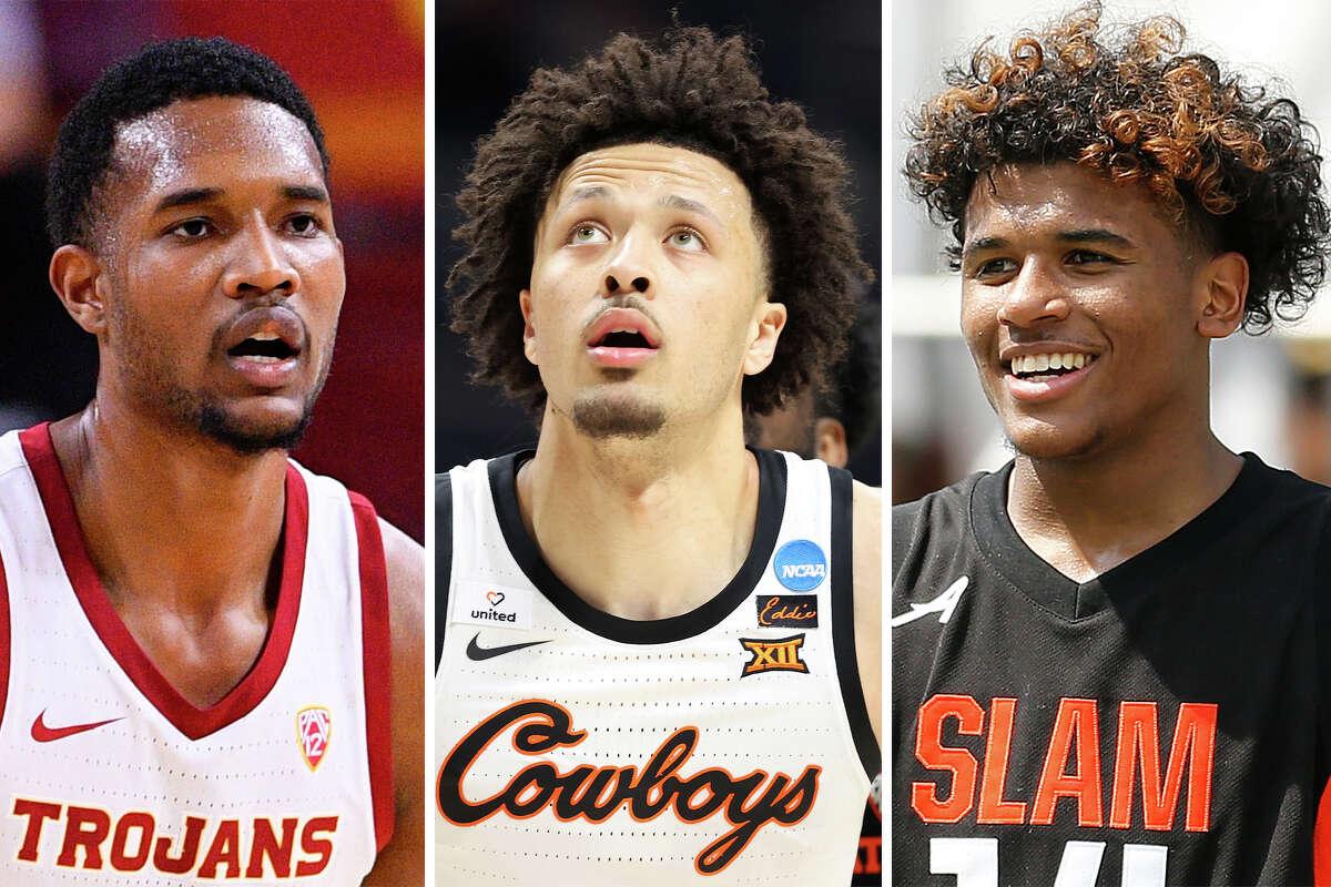 2021 NBA mock draft 2.0