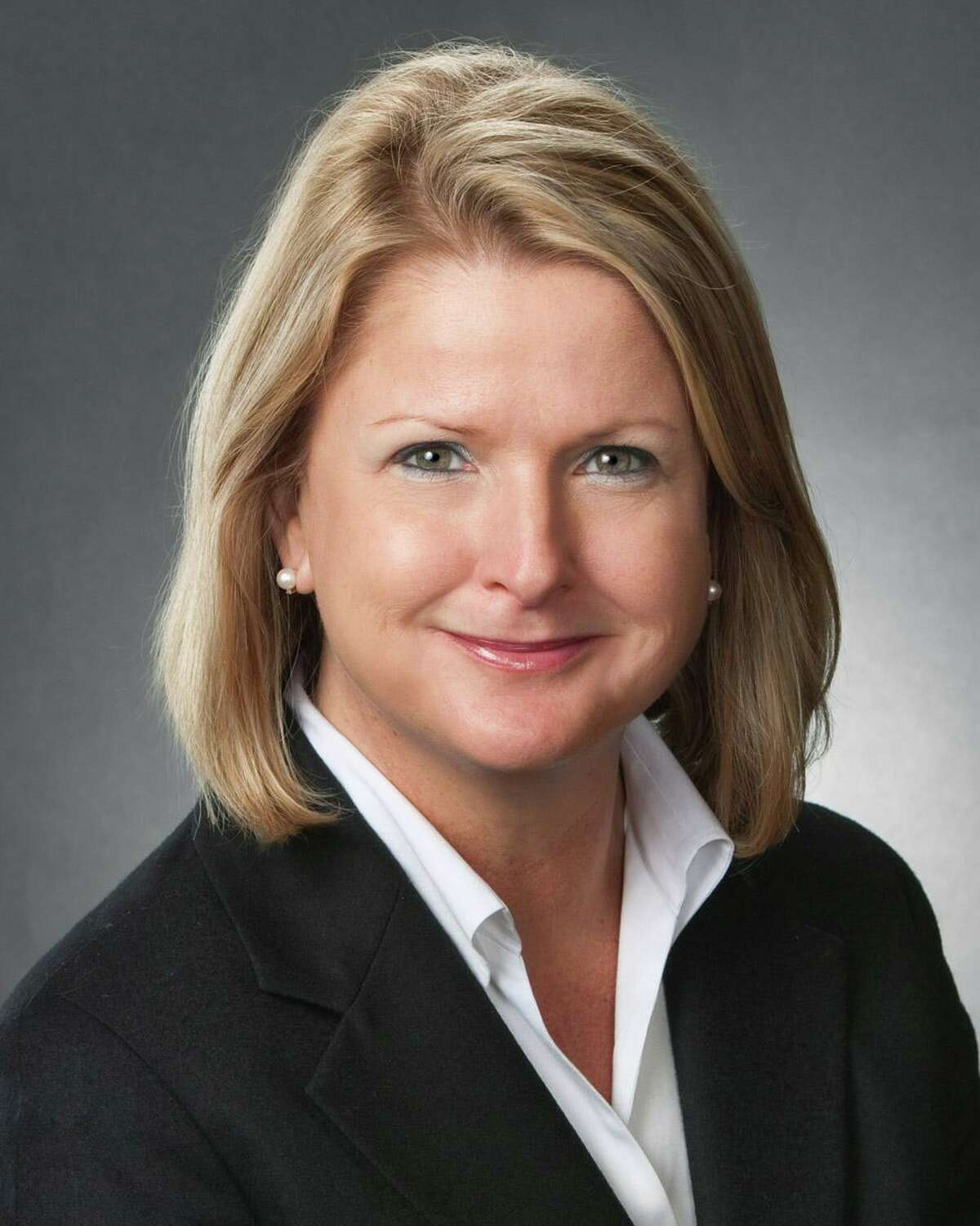 Keri Curtis Schmidt, president and CEO of the Fort Bend Chamber of Commerce is the winner of this year's Arthur A. Roberts Award for Distinguished Service.