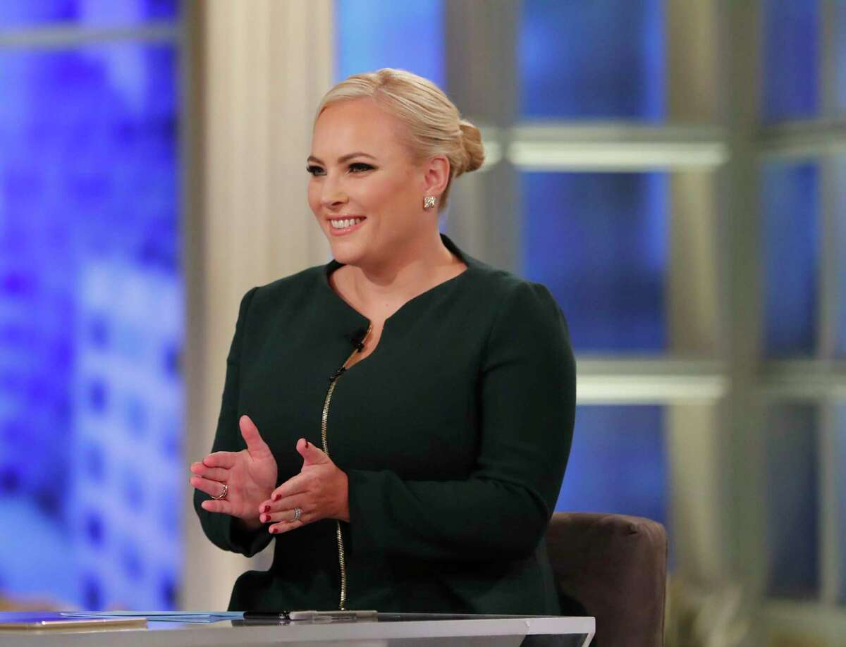 """Meghan McCain appears in an October 2018 episode of """"The View."""""""