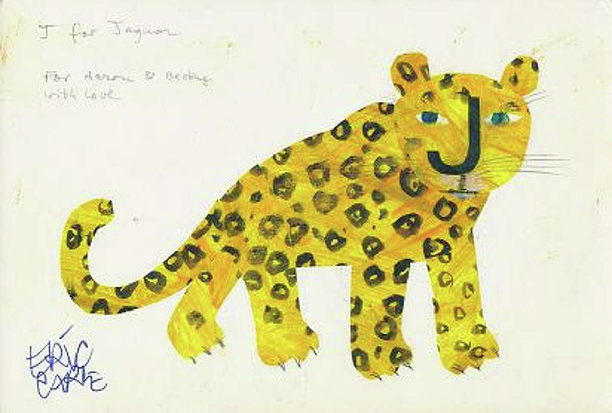 """J is for Jaguar"""