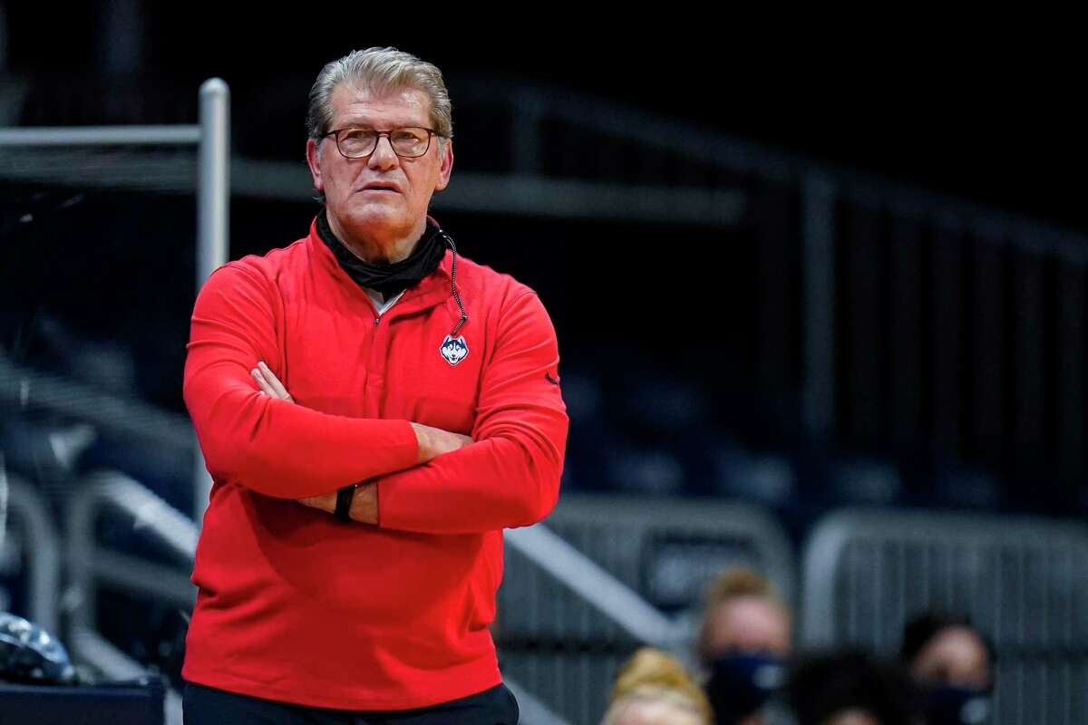 UConn coach Geno Auriemma said he supports players profiting off their name, image and likeness.