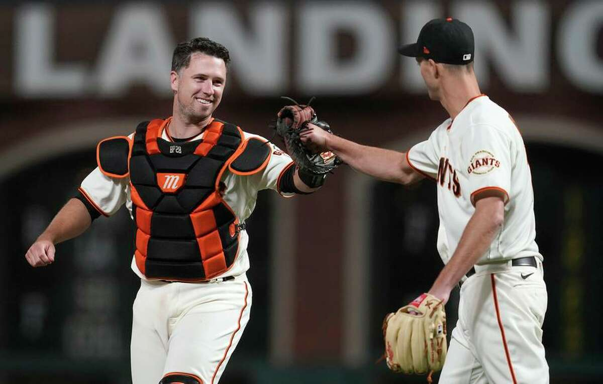 Giants catcher Buster Posey began Thursday with a .330 batting average, 12 homers and 27 RBIs in 54 games.