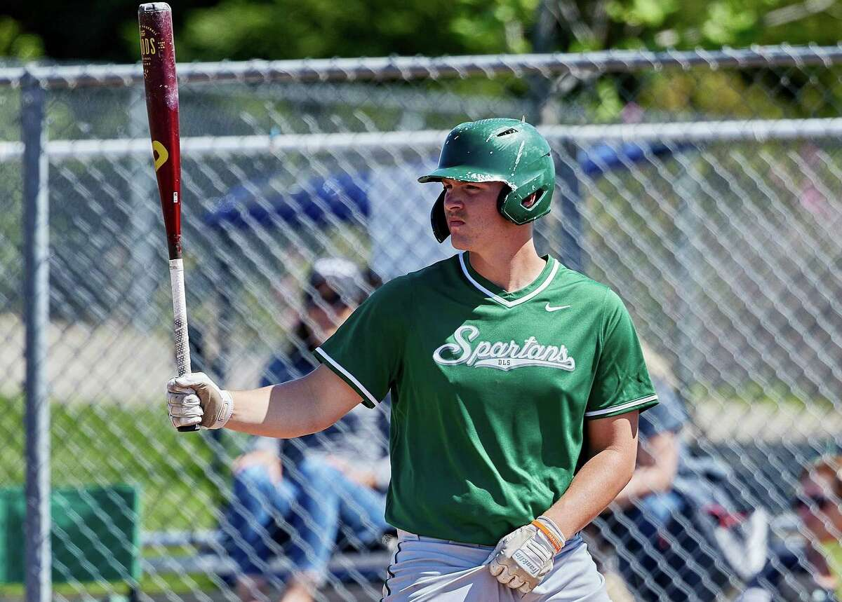 De La Salle outfielder Blake Burke, a Tennessee commit, batted .554 with 32 RBIs in his senior season.