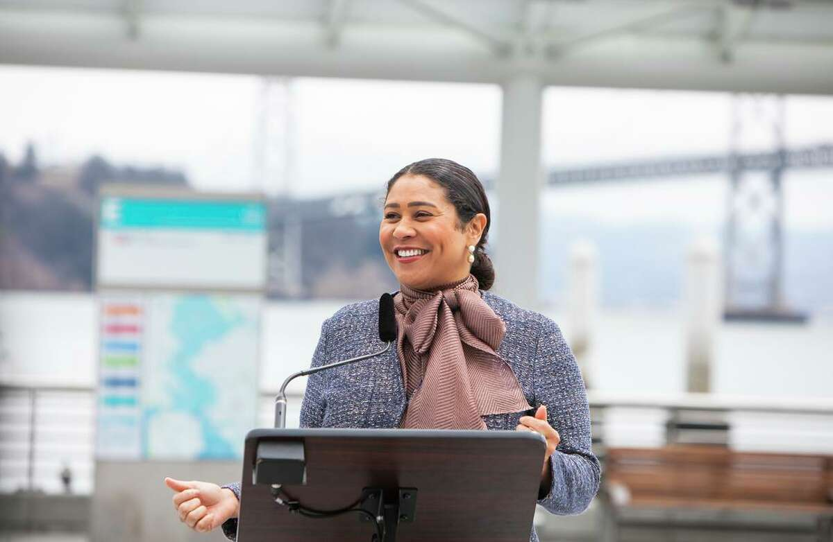 San Francisco Mayor London Breed announced that fireworks at the city's waterfront will return for Fourth of July festivities this weekend.