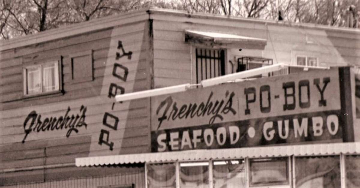The original Frenchy's location in Houston, Texas.
