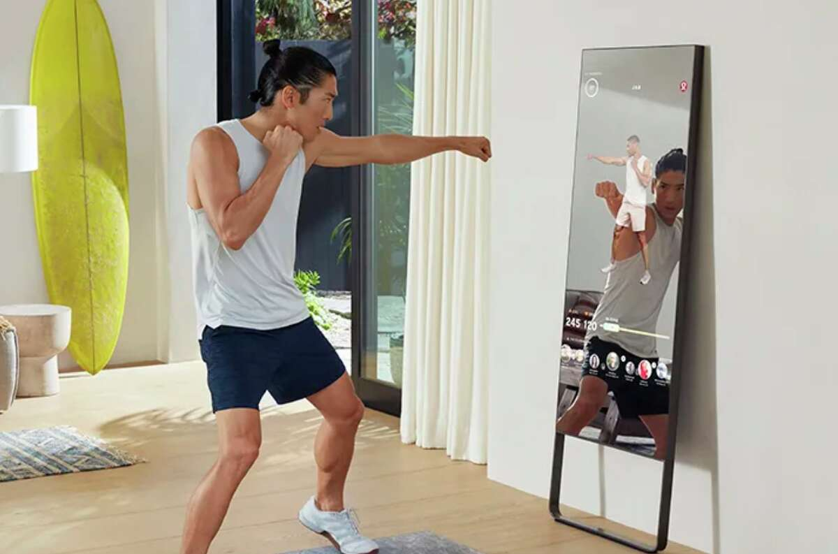 The Mirror, $150 off with promo code JULY421