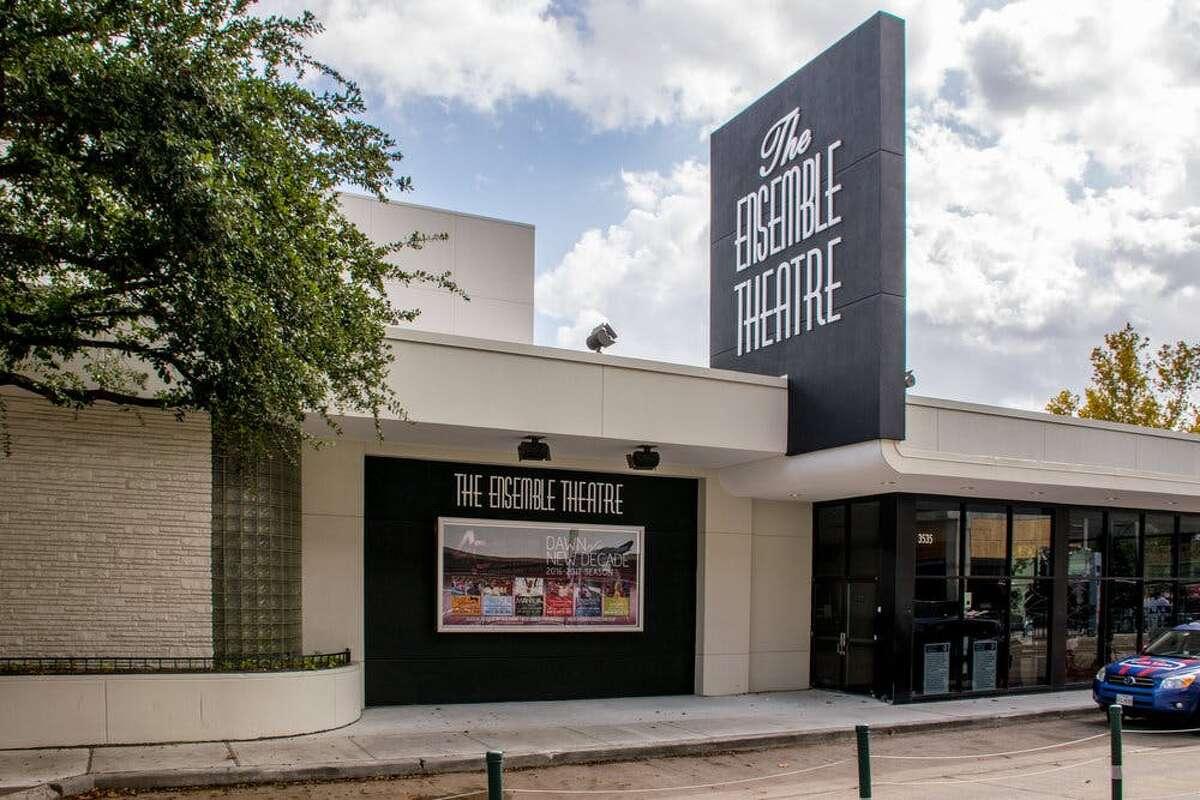 The Ensemble Theatre in Houston, Texas.