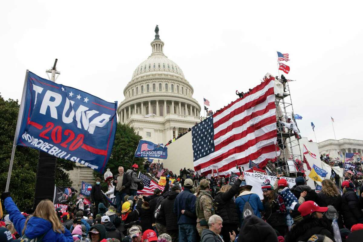 Insurrectionists besiege the Capitol, waiving the American flag. How startling to celebrate Independence Day months after an assault on democracy.