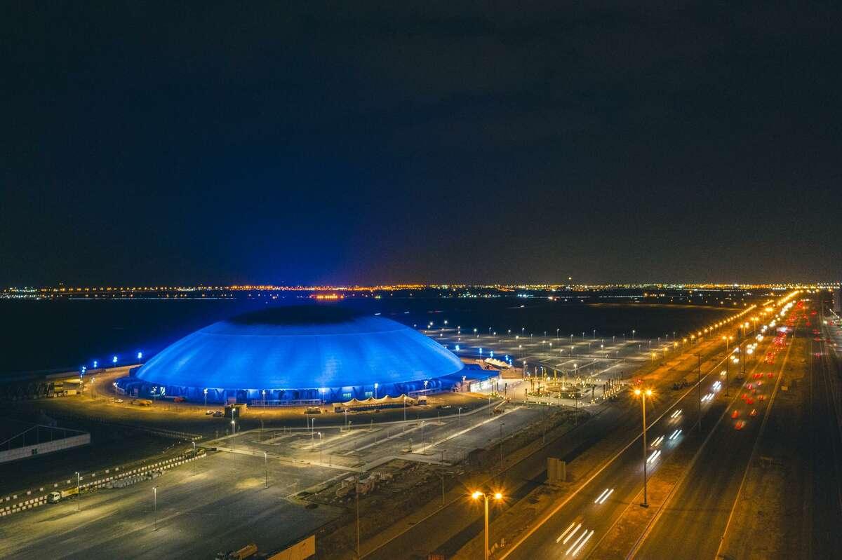 Jeddah Superdome