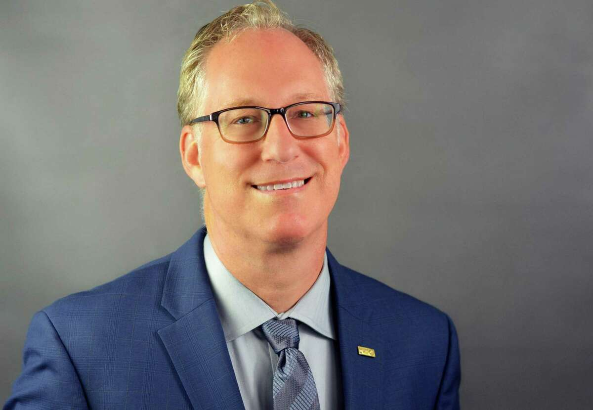 Kevin Wilhelm is president and CEO of the Middlesex United Way in Middletown.