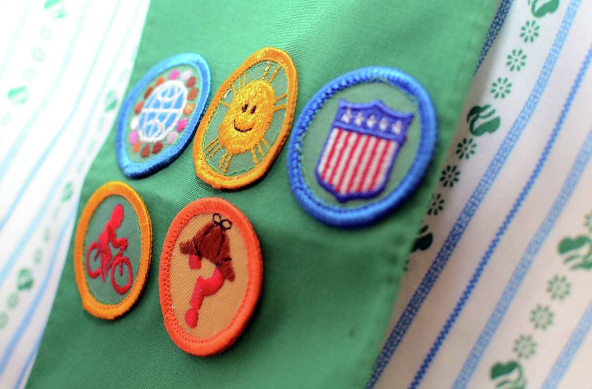 One of the many agencies the Middlesex United Way supports is Girl Scouts of Connecticut.