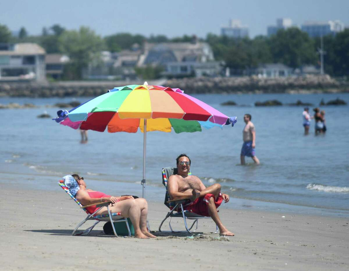 Connecticut is in for some hot and humid conditions this week, with heat index values in the mid-90s to low-100s, based on current forecasts.