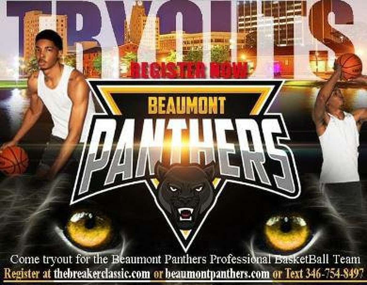 Beaumont's new professional basketball team will hold open tryouts this weekend.