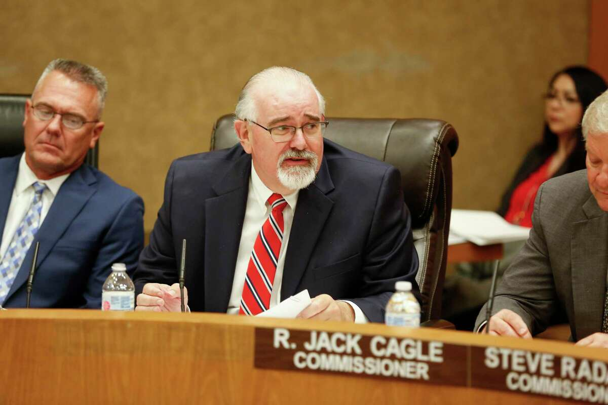 Harris County Commissioner R. Jack Cagle sent a letter to officials in The Woodlands warning them of the June 29 agenda item before the Harris County Commissioners Court to create a new county administrator position. Cagle voted against the proposal.