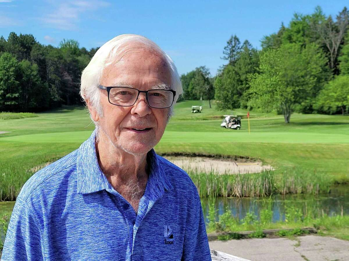 A Midland High graduate and Dow retiree, Ed Clark ownsSandy Ridge Golf Course, located two miles northeast of Midland, off Flajole Road. (Photo provided)