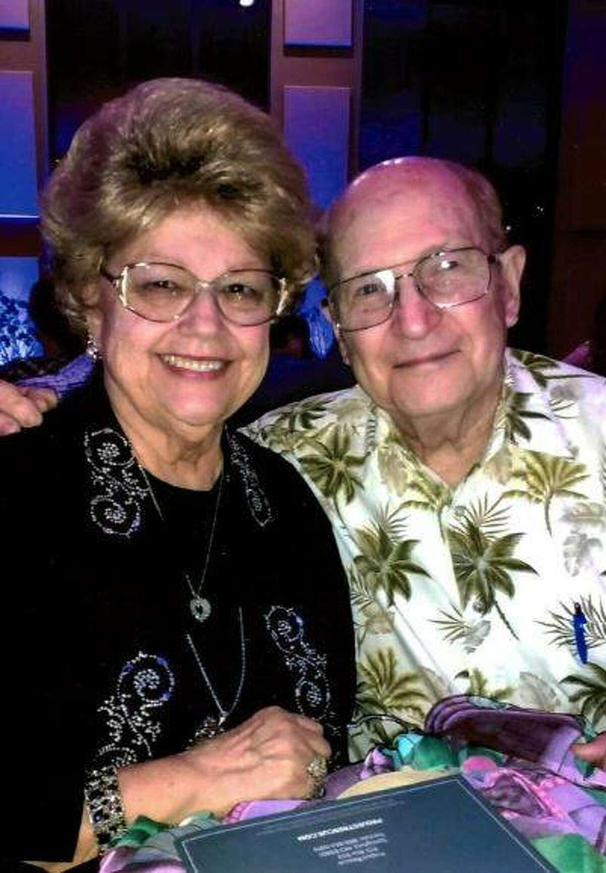 Vernon and Brenda Langer today