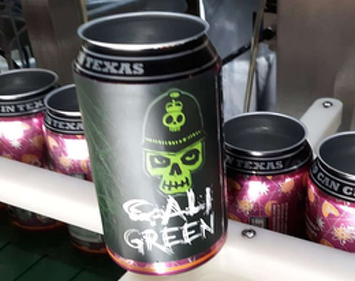 Brash Brewing Company's label on a can from Southern Star Brewing.