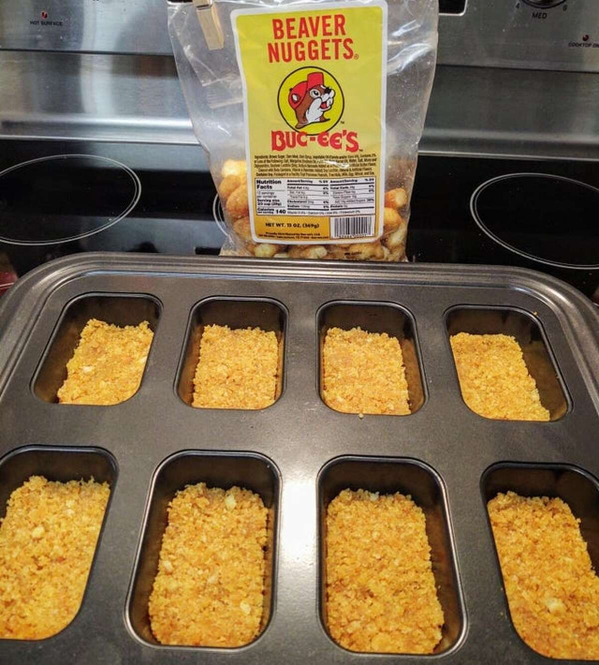 Would you eat a dessert made with Buc-ee's Beaver Nuggets?