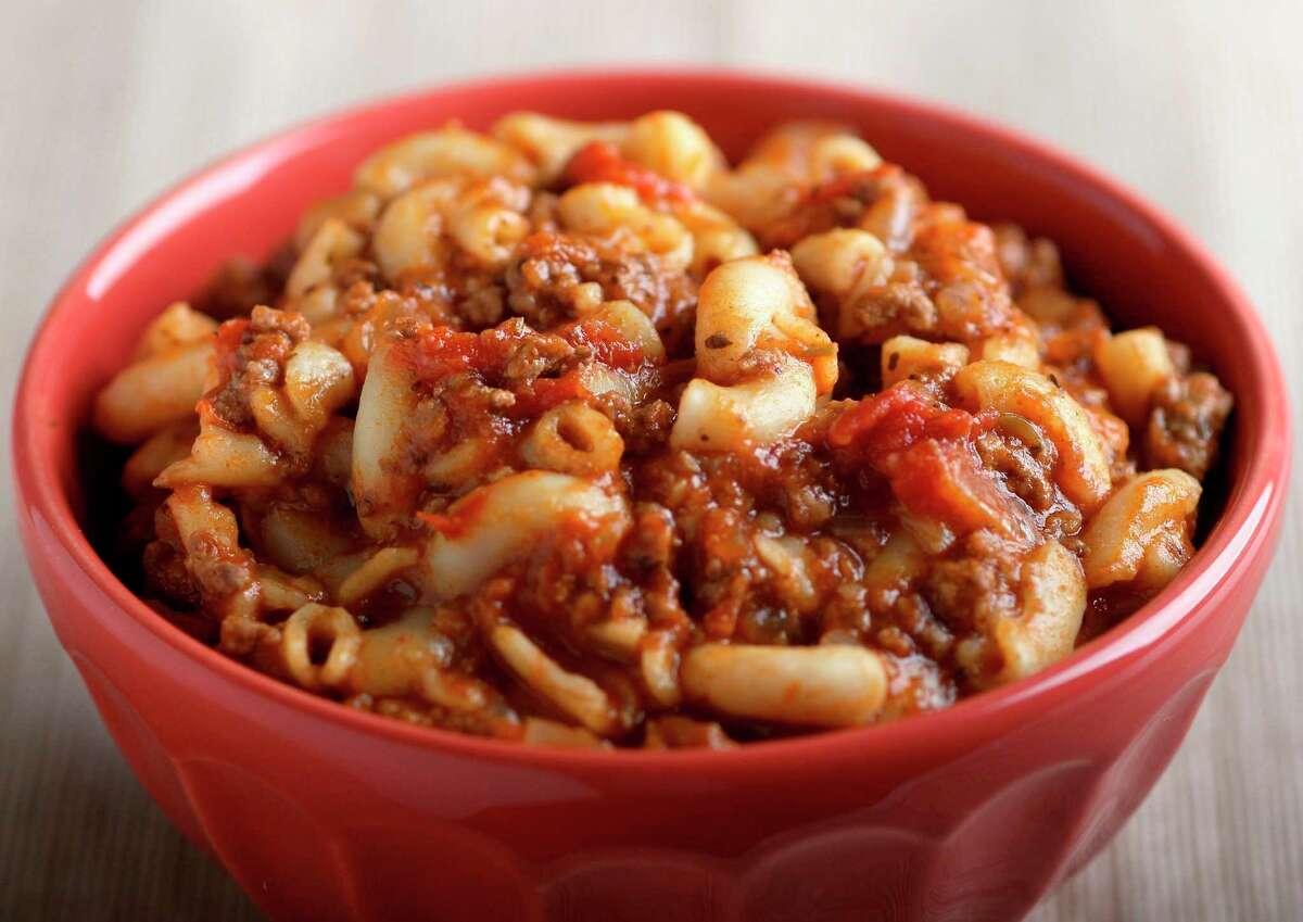 Lovina shares her recipe for goulash this week.(Roberto Rodriguez/TNS)
