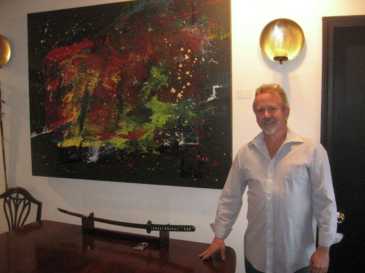 Steve Schappert, a real estate broker, created the Connecticut Art Gallery, which has its main gallery at 157 E. Main St. in Thomaston.