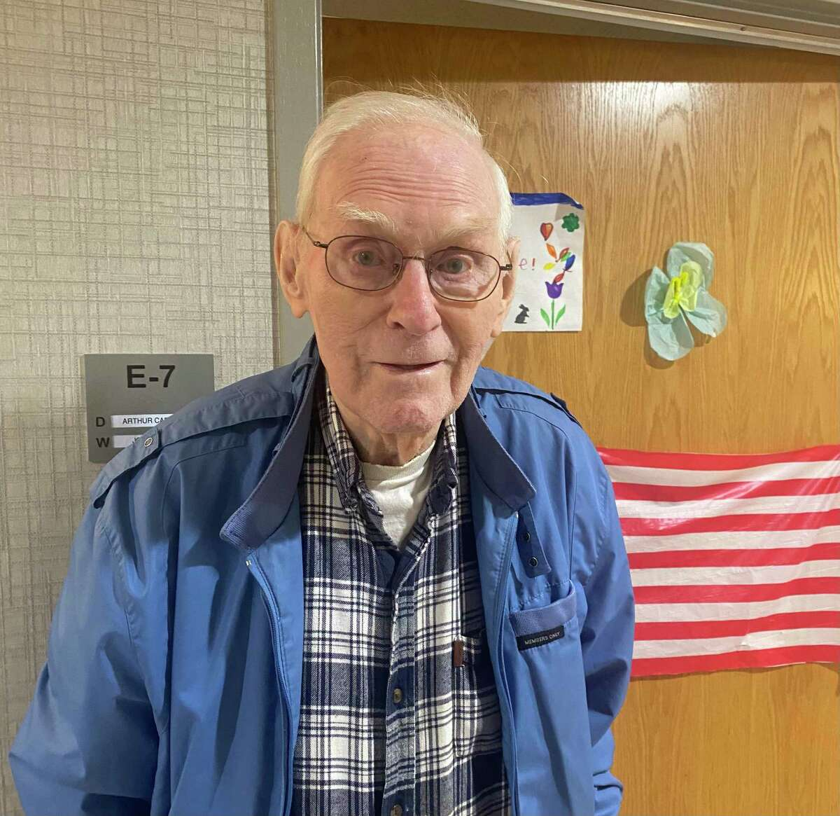 The Candlewood Valley Health and Rehabilitation center in New Milford has announced the winners of its annual senior writing contest. One of the winners is Arthur B. Carlson.