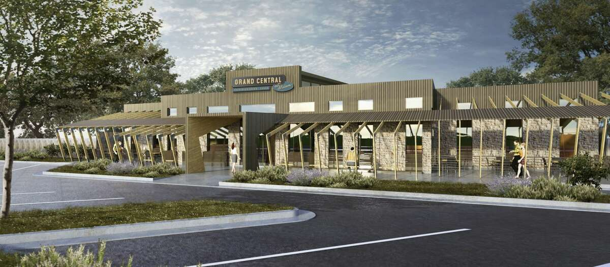 The project is scheduled for a grand opening celebration later this year.