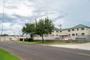 The Beaumont Water Treatment Plant at 1550 Pine Street in Beaumont. Photo made on July 18, 2020. Fran Ruchalski/The Enterprise
