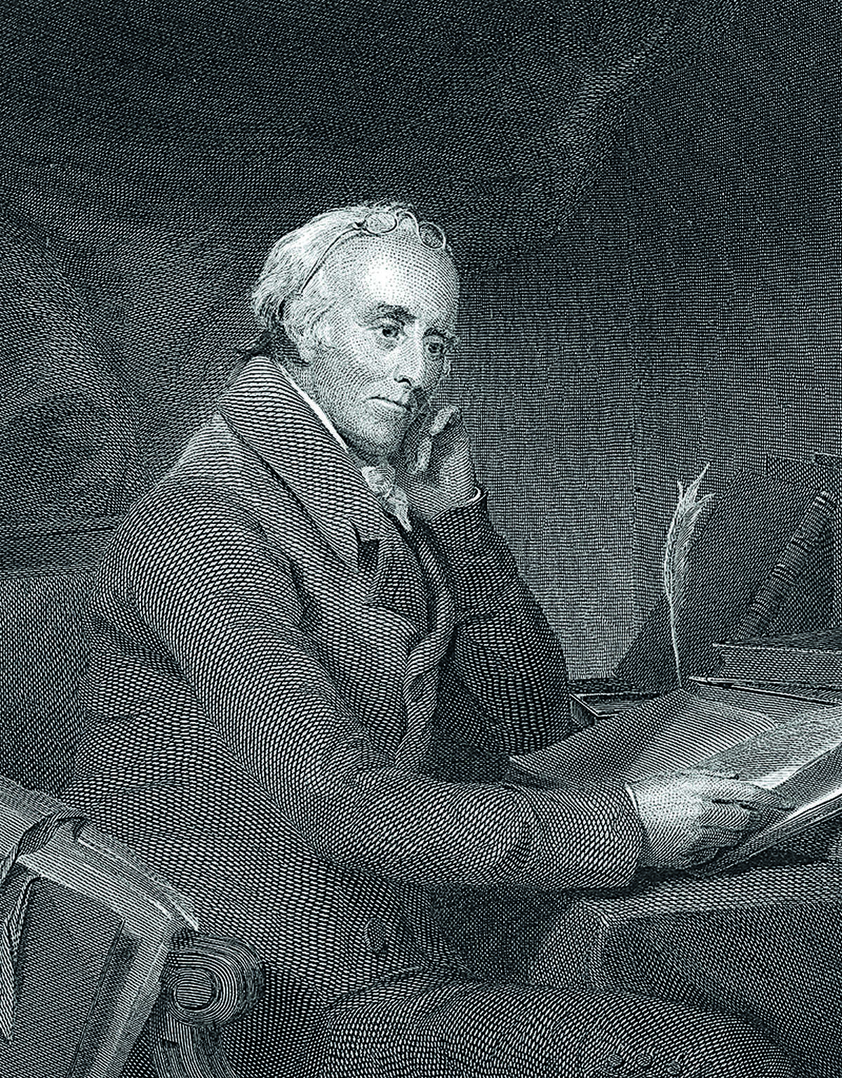 Benjamin Rush was a physician, politician, social reformer, educator and humanitarian, as well as the founder of Dickinson College in Carlisle, Pennsylvania.