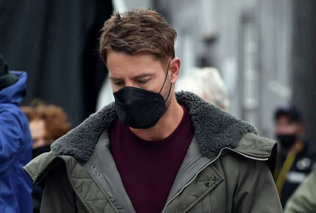 """Actor Justin Hartley has been in Connecticut filming Netflix's """"The Noel Diary,"""" and he's been making use of his time here by checking out a number of local restaurants. In June he was spotted at Hinoki, a Japanese restaurant on Greenwich Avenue, and later at the bar at The Delamar and Tony's at the JHouse in Riverside. Last month, he and his wife were seen at Eastend restaurant on Greenwich Avenue. Photo: Arnold Gold / Hearst Connecticut Media / New Haven Register"""