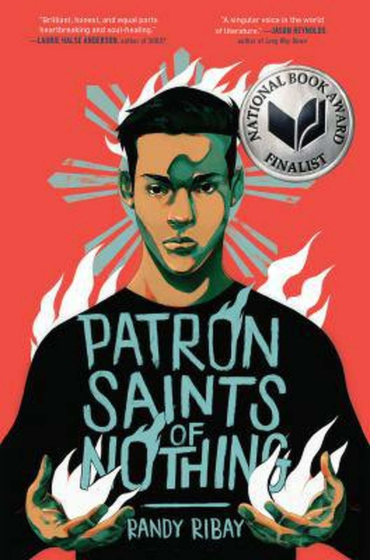 This month, the YA Book Club will discuss 'Patron Saints of Nothing' by Randy Ribay.