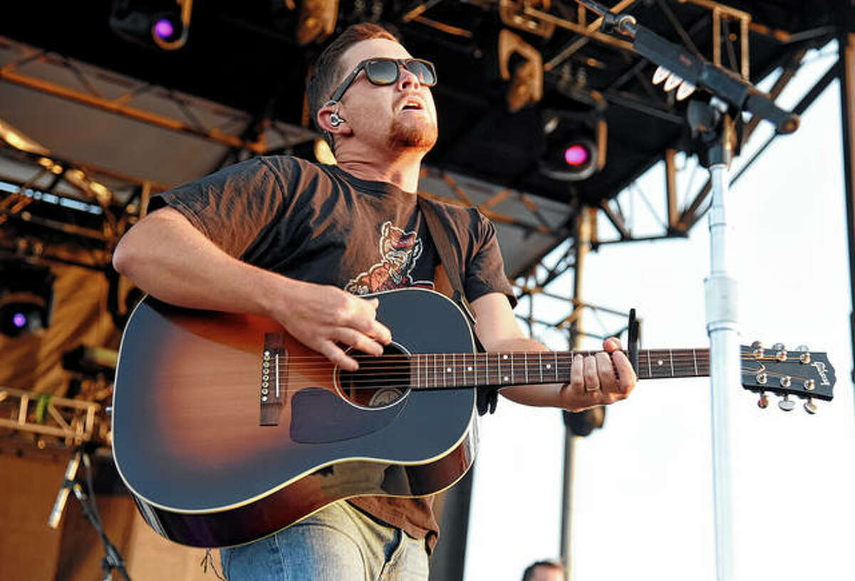 """Country artist Scotty McCreery, who says he's grown up along with his music in the decade since winning """"American Idol,"""" will be in concert July 10 at the Morgan County Fair."""