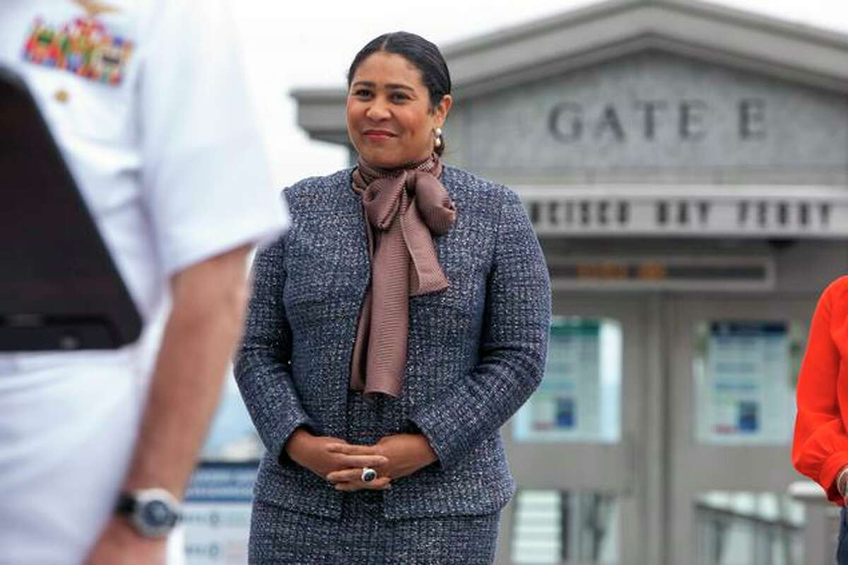 S.F. Mayor London Breed announces the ferries' return to full service Thursday. The pandemic gave her a chance to act on her own under emergency powers, unencumbered by the Board of Supervisors.