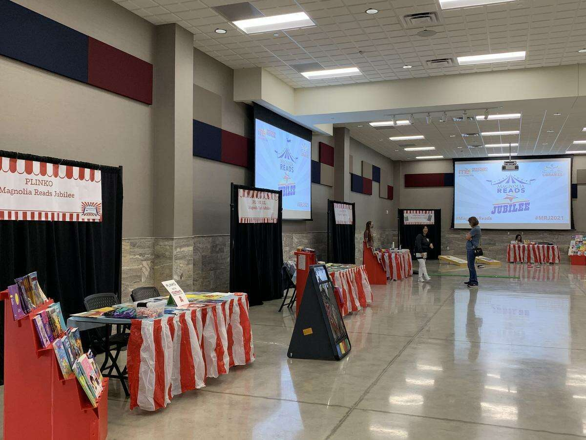 Magnolia ISD held its second annual Magnolia Reads Jubilee event, June 11, at the Magnolia Event Center, the district announced in a news release.