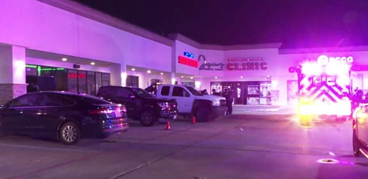 Detectives investigating a triple shooting early Saturday in northwest Harris County.