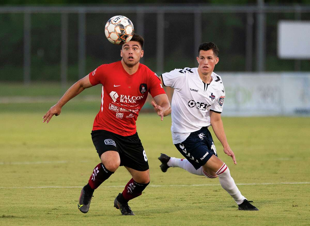 David Martinez and the Laredo Heat SC host Coyotes FC in the final match of the regular season at 8 p.m. Friday at the TAMIU Soccer Complex.