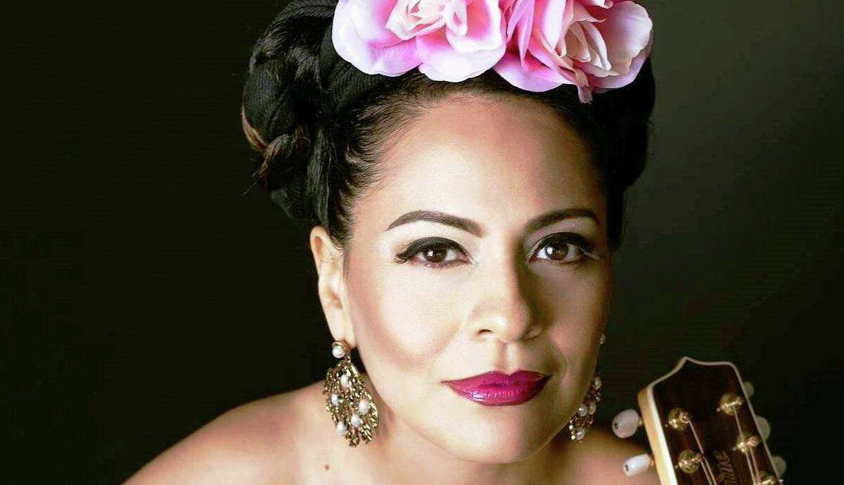 Azul Barrientos kicks off a new concert series on Tuesday at the San Antonio Botanical Garden.