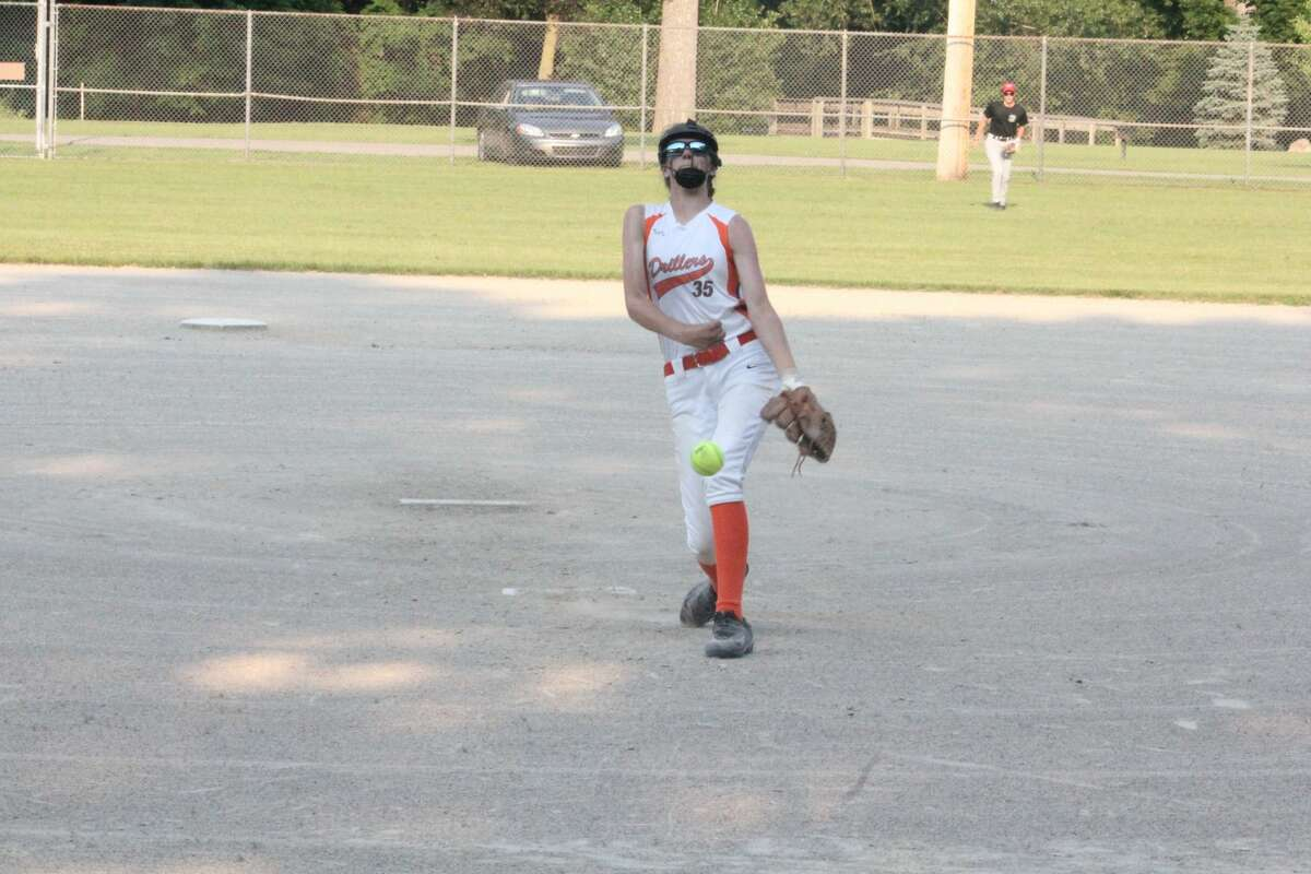 The Oldtimers on Saturday prevailed over high school all-stars as four new inductees were welcomed into the Mecosta County Sports Hall of Fame.