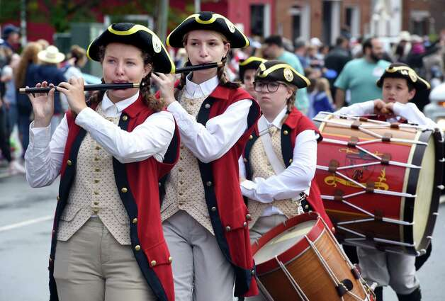 Deep River Fife and Drum Ancient Muster, Deep River Deep River Fife and Drum Ancient Muster, the region's largest gathering of Fife and Drum Corps, will take place Friday and Saturday. Find out more. Photo: Arnold Gold / Hearst Connecticut Media / New Haven Register
