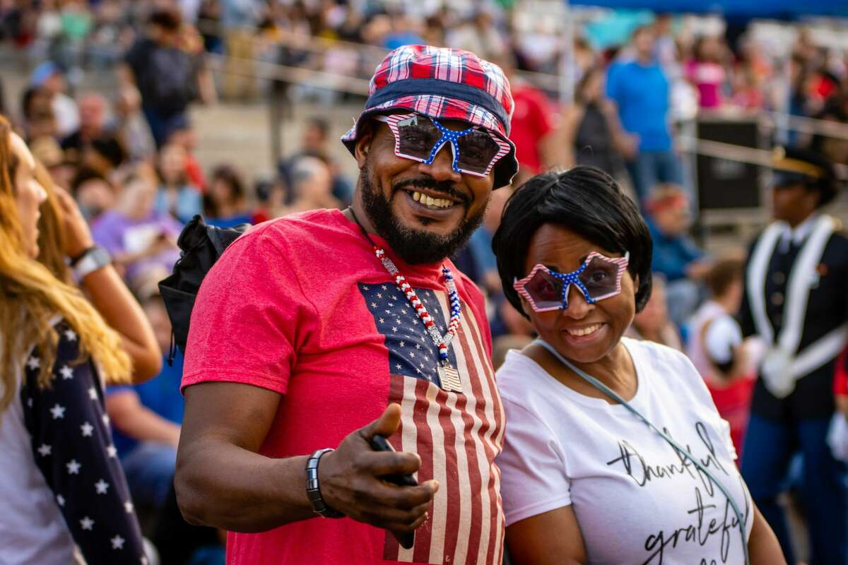 Were you Seen at the Fourth of July Celebration on July 4, 2021, at the Empire State Plaza in Albany, N.Y.?