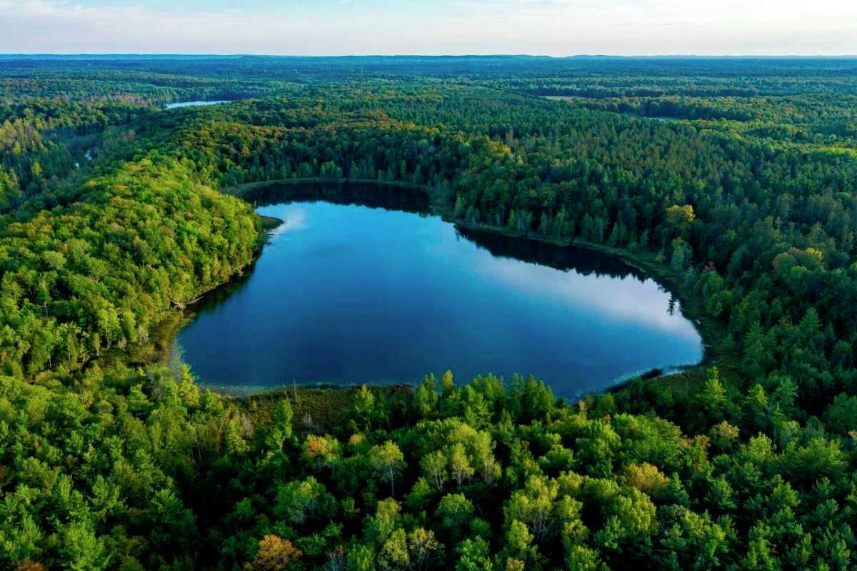 The Lower Woodcock Lake Preserve, part of the Campaign for Generations, is 230 acres on undeveloped property featuring a mix of northern hardwood forest, conifer swamp and pine plantation. (Courtesy Photo)
