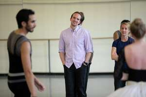 Jonathan Stafford, artistic director if New York City Ballet and the School of American Ballet. Photo credit: Erin Baiano